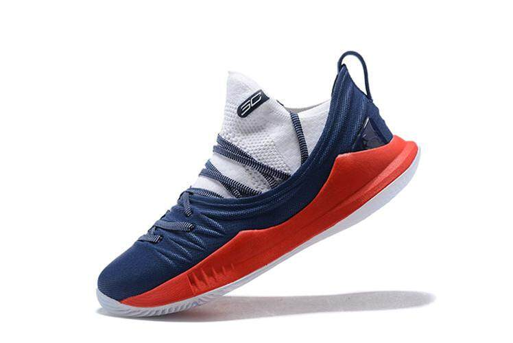 Under Armour Resmi Stephen Curry Curry 5 Low Top SC Pria Basketaball Sepatu  Penjualan Global ( 17a5ee01c5
