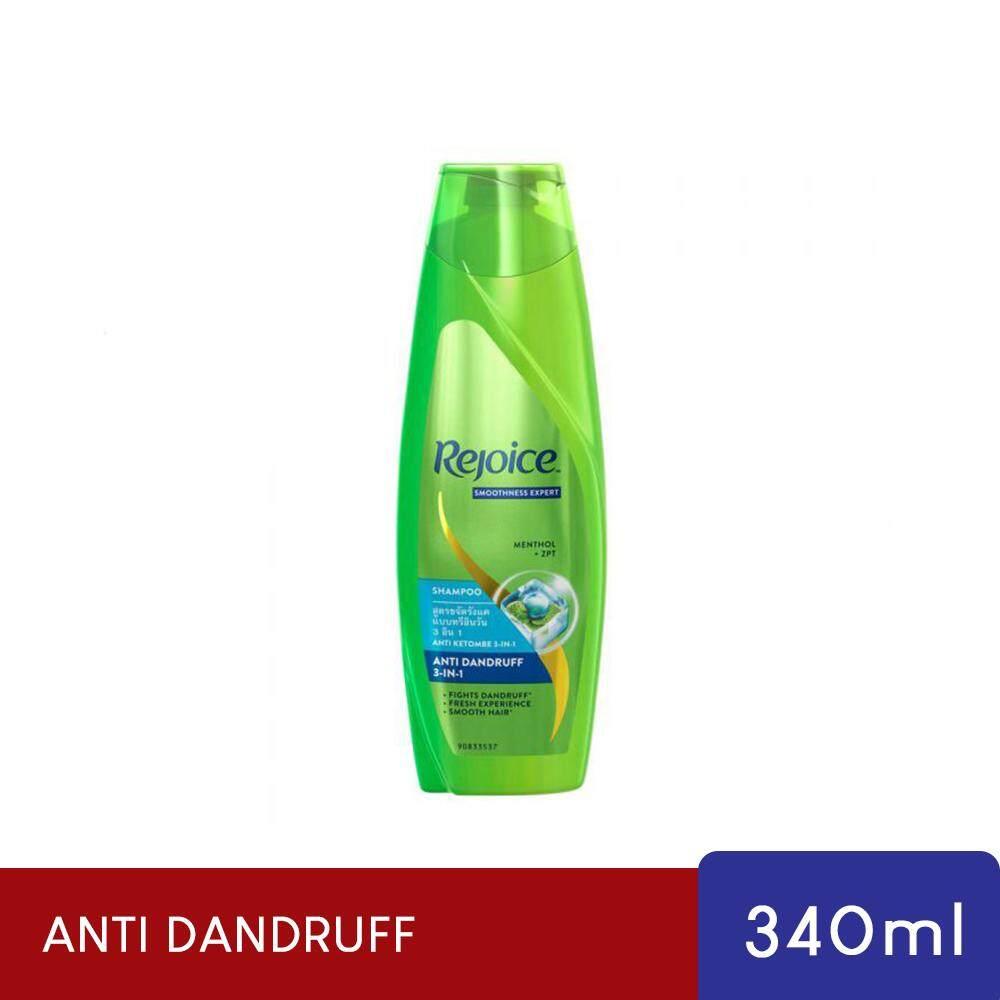 Excel Grocer New Arrival Original Vaseline Lip Therapy Mini Rasa Plain Rejoice 3 In 1 Anti Dandruff Shampoo 340ml