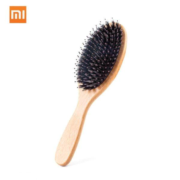 Buy Xiaomi Bristle Brush Prevent Hair Loss Comb Mi Home Portable Care Beauty Anion Hair Care Scalp Massage Anti-static Comb Salon Styling Tamer Tool Singapore