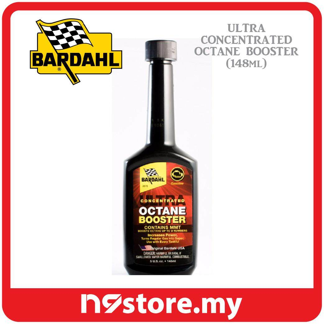 Bardahl Ultra Concentrated Octane Booster Contains MMT (148ml)