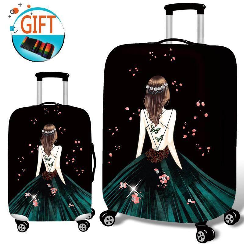 Vali thiết kế thời trang nữ tính nhiều kích cỡ (18/20/22/24/26/28/29/32 inch) thích hợp cho các chuyến đi đường dài - Johnn Store