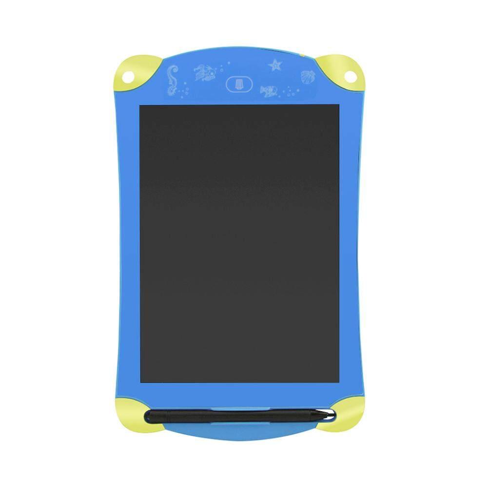 MÀN HÌNH LCD 8.5 Inch Ban Hoạt Hình Dụng Cụ Học Tập Viết Vẽ Miếng Lót Điện Tử Kỹ Thuật Số