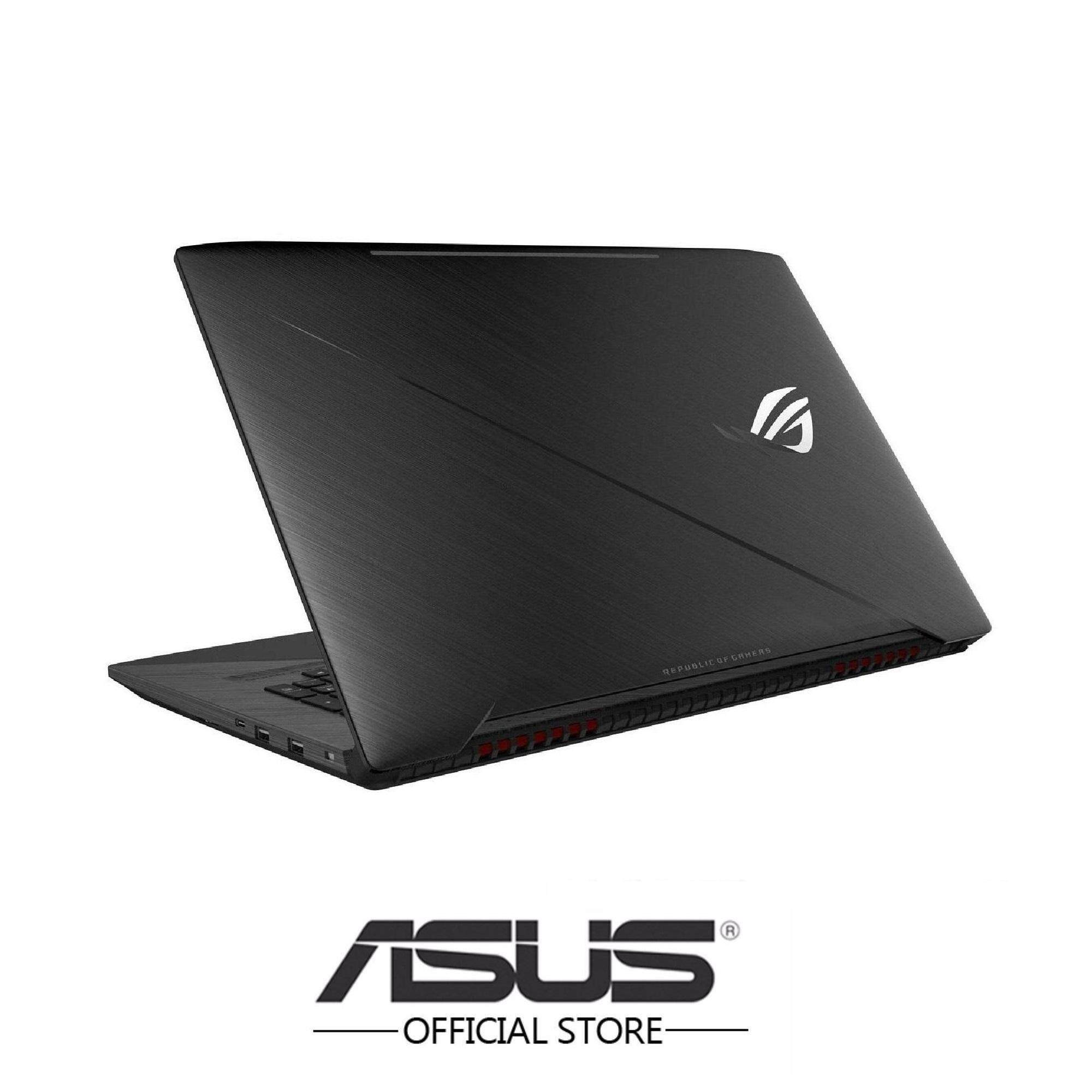 ASUS ROG 17 INCH STRIX SCAR EDITION GL703 GL703G GL703G-EEE035T / GL703G-ME5029T / GL703G-SE5026T GAMING NOTEBOOK - FREE ROG BACKPACK Malaysia