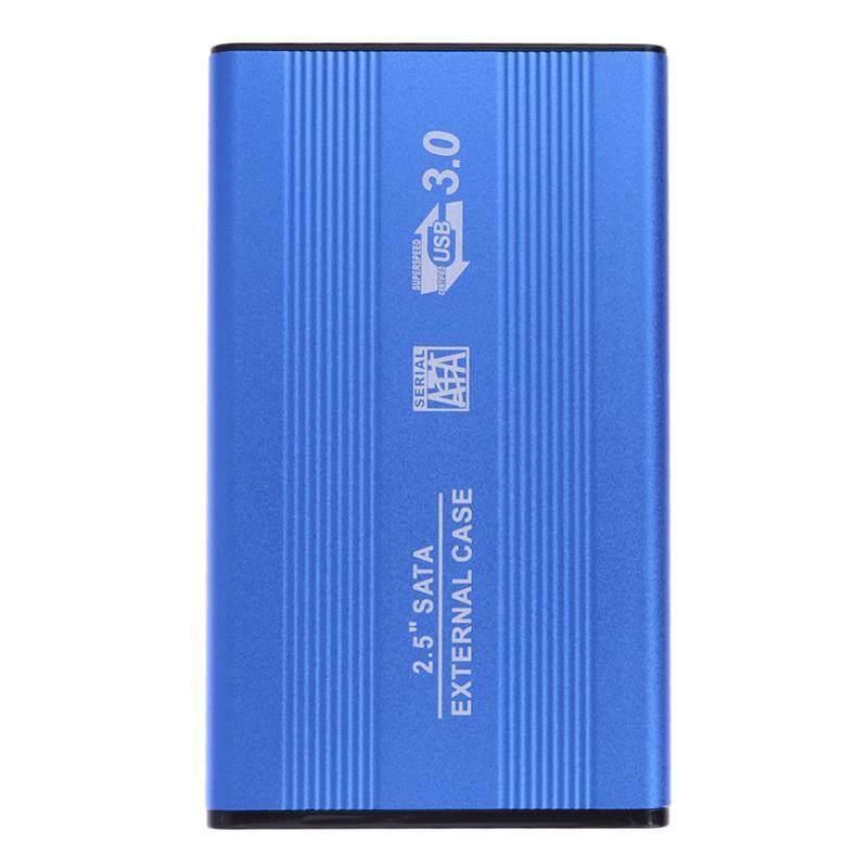 Aukey USB 3.0 HDD Hard Drive External HD Enclosure Sata Protective Cover Case - intl