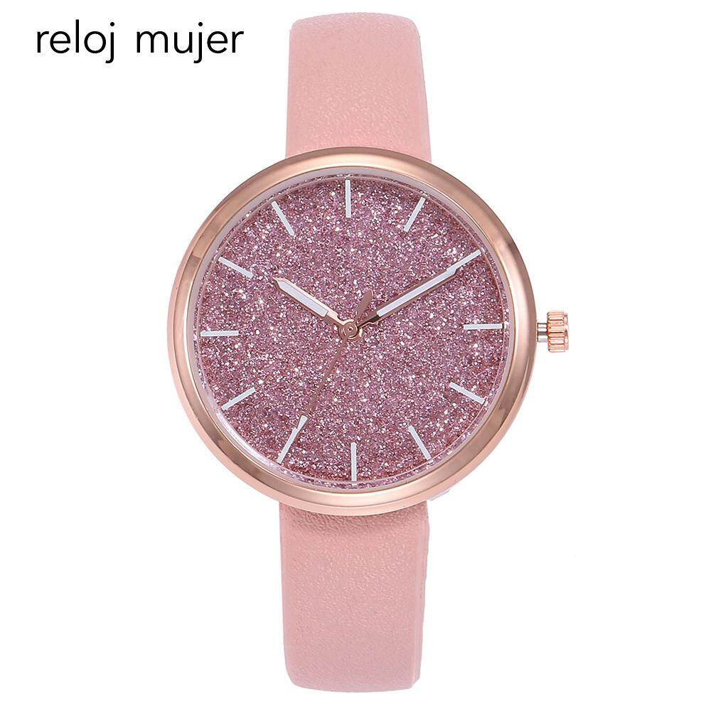 reloj mujer Fashion Mesh Watches Women's Watches Casual Quartz Analog Watches gift