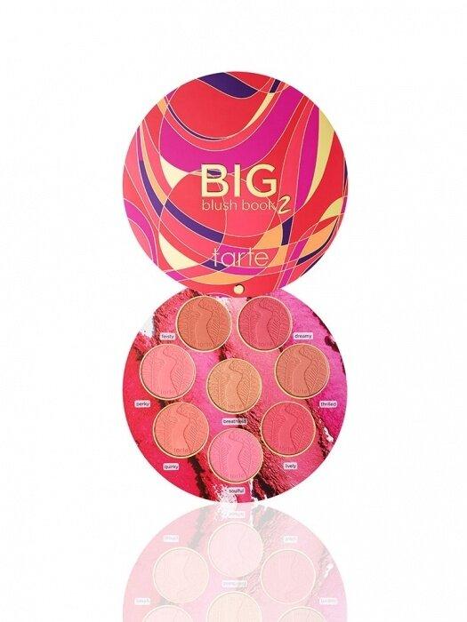 big blush book 2 palette