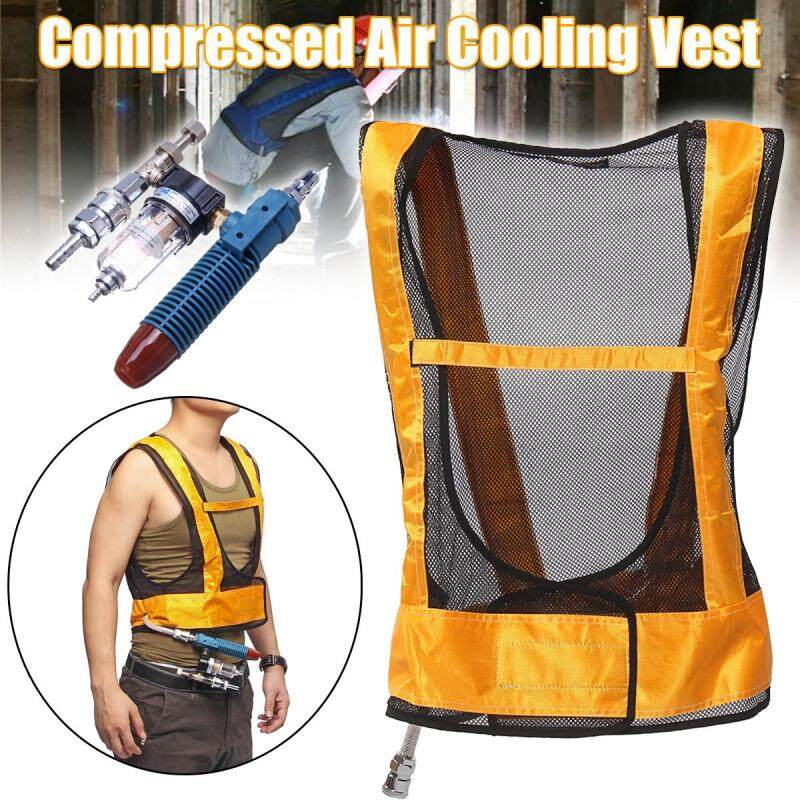 Air Conditioner Waistcoat Air Cooling Vest Forging Welding Steel Suit