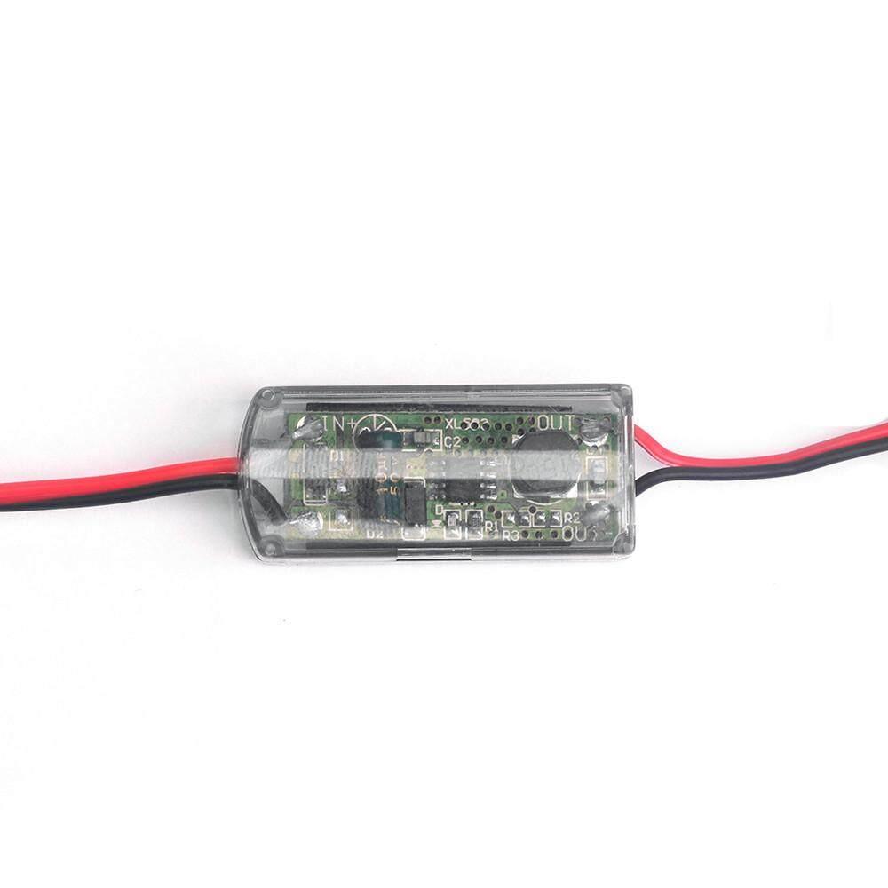 [Ralphshop Mainan] _ 6-12 V Pemantik Busi Menyala dengan Klip Buaya untuk 1/10 Nitro HSP Mobil Buggy atau Mobil Lain