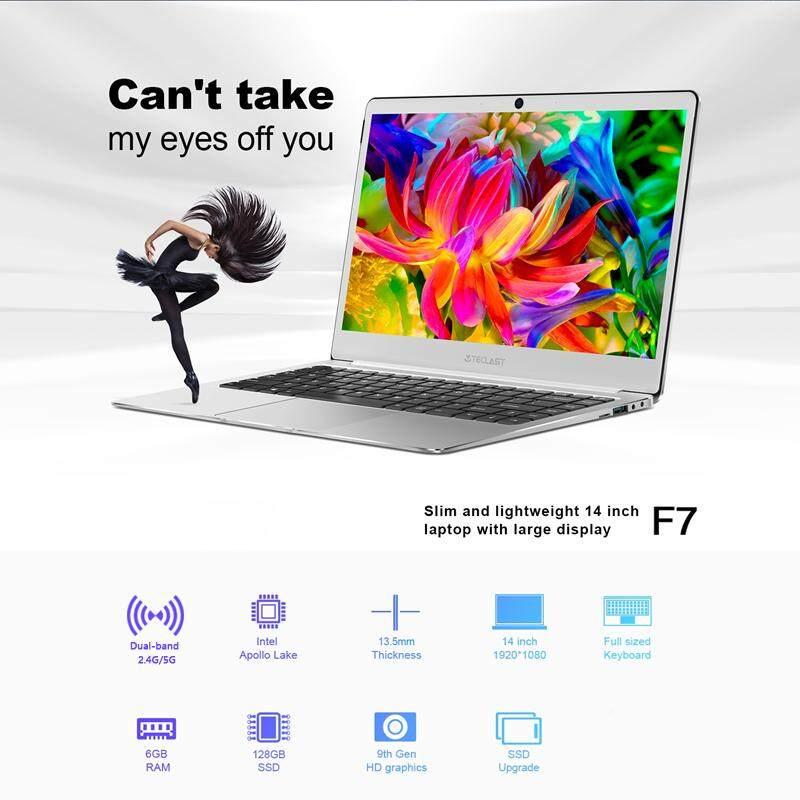Teclast F7 14 Notebook Intel Celeron N3450 6GB RAM+128GB SSD Windows 10