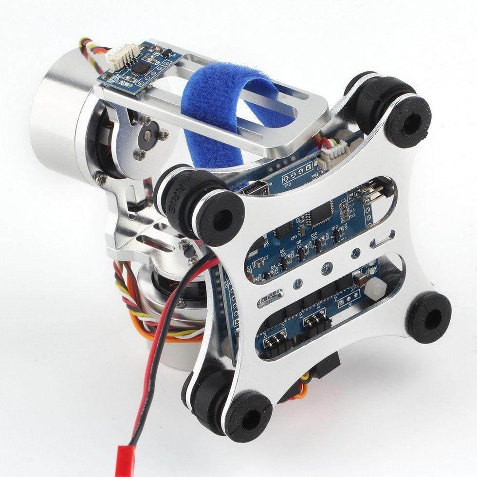Hình ảnh GOFT Brushless Gimbal Camera Motor Controller Ptz (Silver)