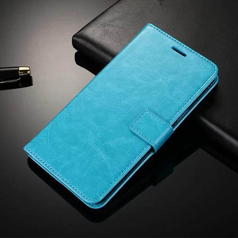 Mewah Antik PU Kulit Telepon Case untuk Samsung Galaksi J5 2015 Sampul Belakang Case untuk Samsung Galaksi J500F Bisnis Case S Aksesoris-Internasional