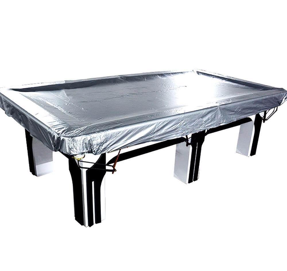 12 foot Universal Waterproof Rectangular DustProof Cloth for Pool Table Billiard Cover Tableclo Snooker Accessories Billiard Bag - intl