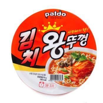 Korea Paldo Kimchi Ramen Big Bowl 110g