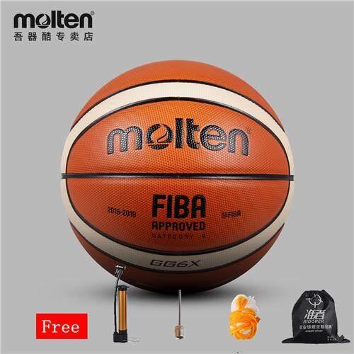 Molten GG7X GG6X Basketball Ball PU Materia Official Size7 Size6 Basketball  indoor and outdoor Ball Training 34cde9b0cbfd8