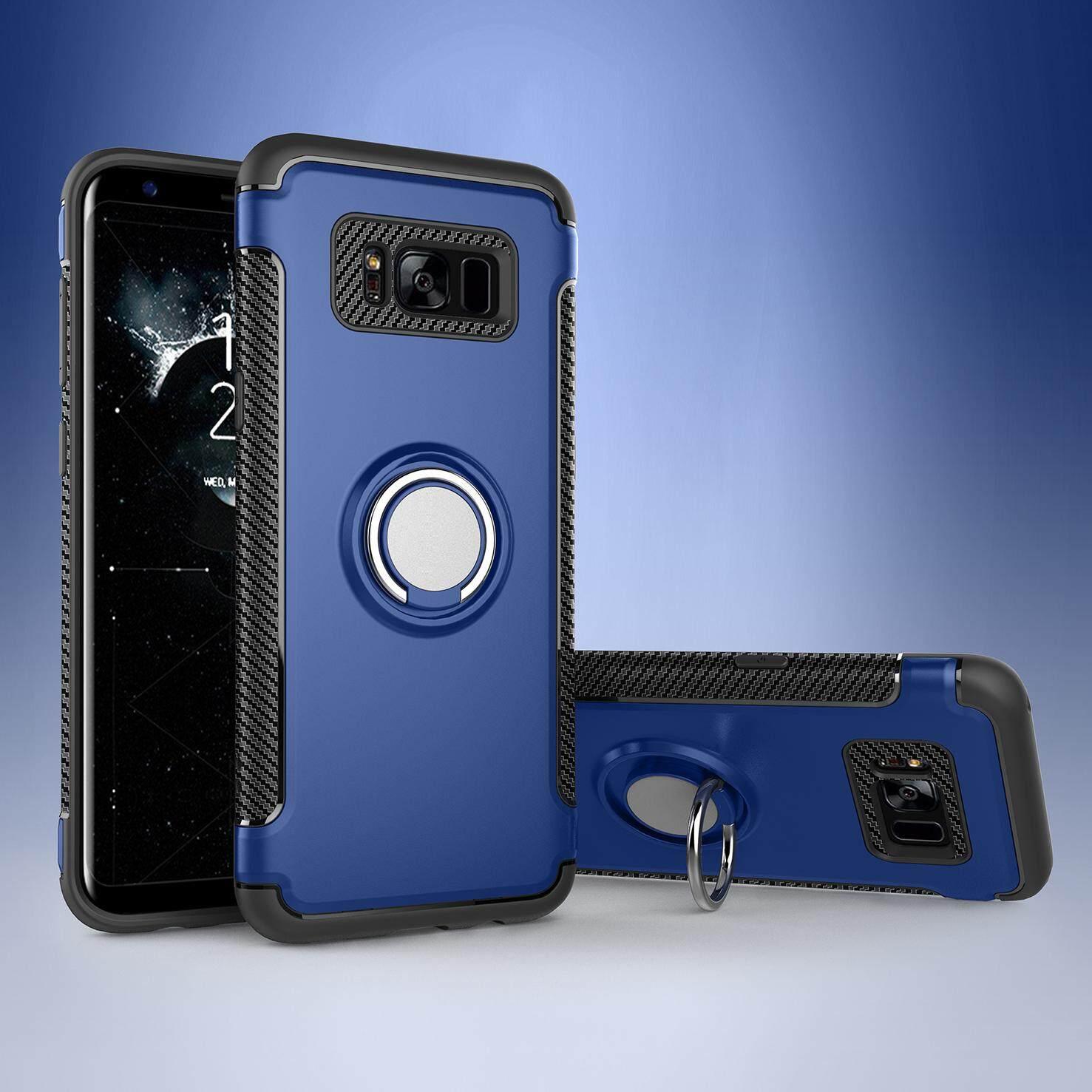 Untuk Galaksi S8 PLUS Mobil Penuh Sarung Telepon Case untuk Samsung Galaksi S8 PLUS Telepon Selubung
