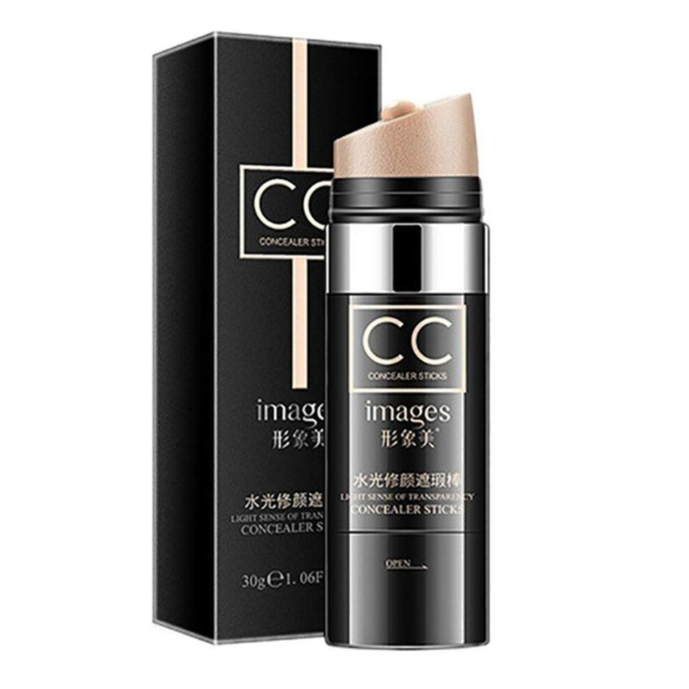 YANYI CC Cream Concealer Powder Foundation Moisturizing Natural Cover Up Waterproof Whitening Face Concealer Stick  NET WT:01# natural color Philippines