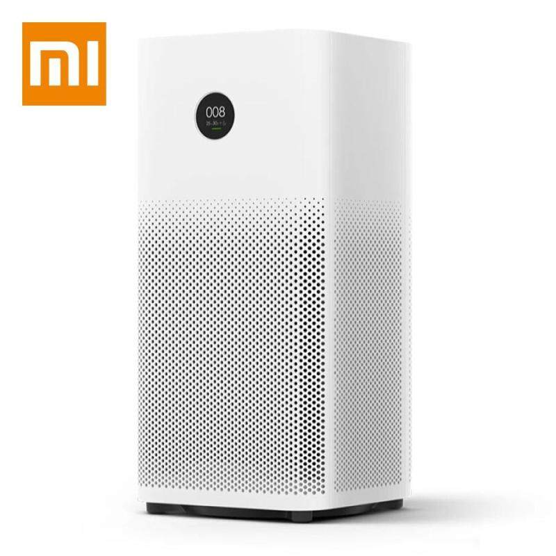 Original Xiaomi Smart Air Purifier 2S OLED Display Smartphone Mi Home APP Control Smoke Dust Peculiar Smell Cleaner Singapore