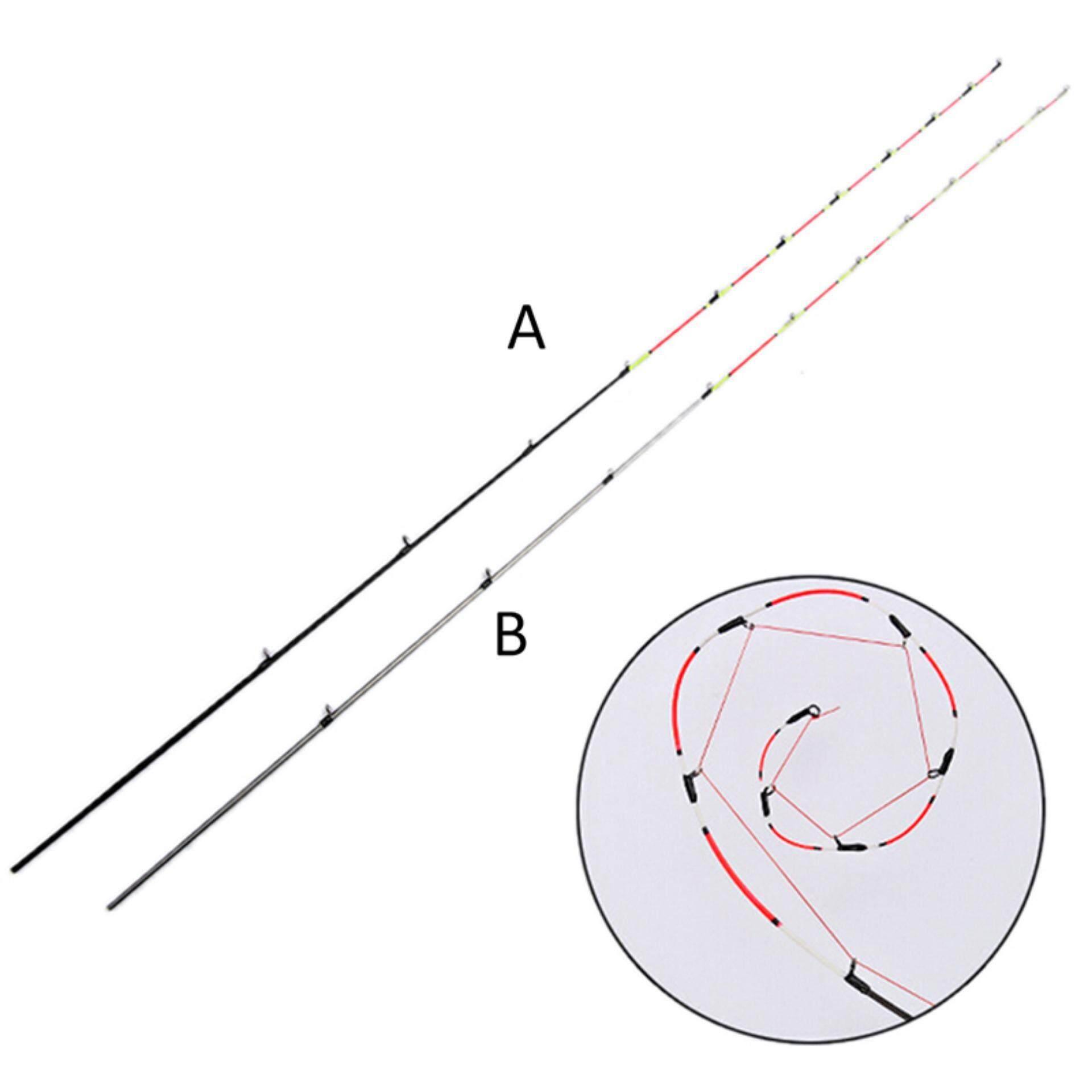 Fishing Titanium Rod And Reel Set Carbon Fishing Rod Pole Carp Fishing Kits  55x1.5x1.5