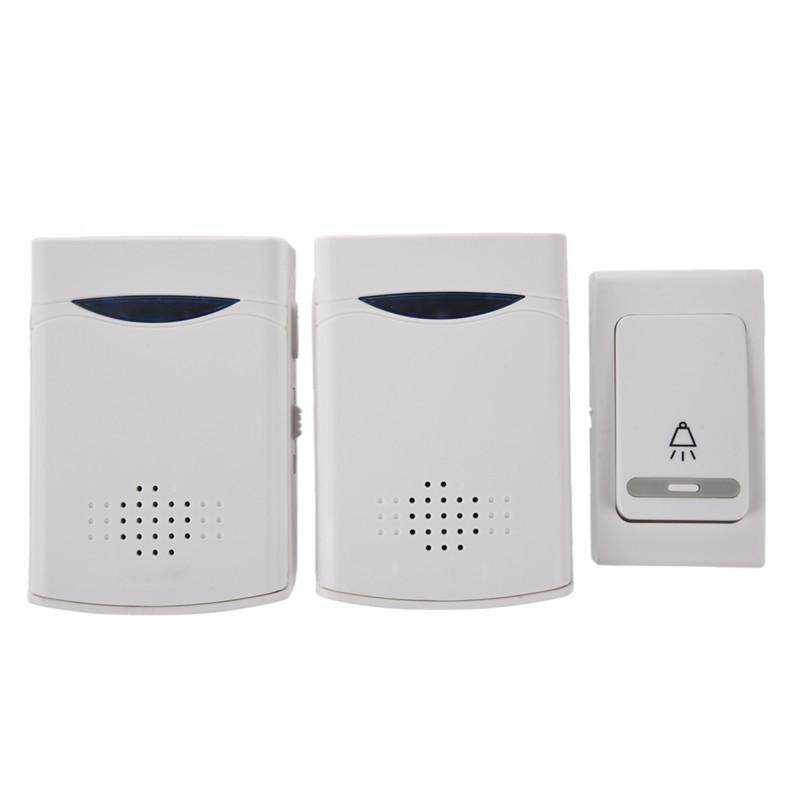 Chime Bell Doorbell Wireless Door Electric 80M 38 Melodies House - intl