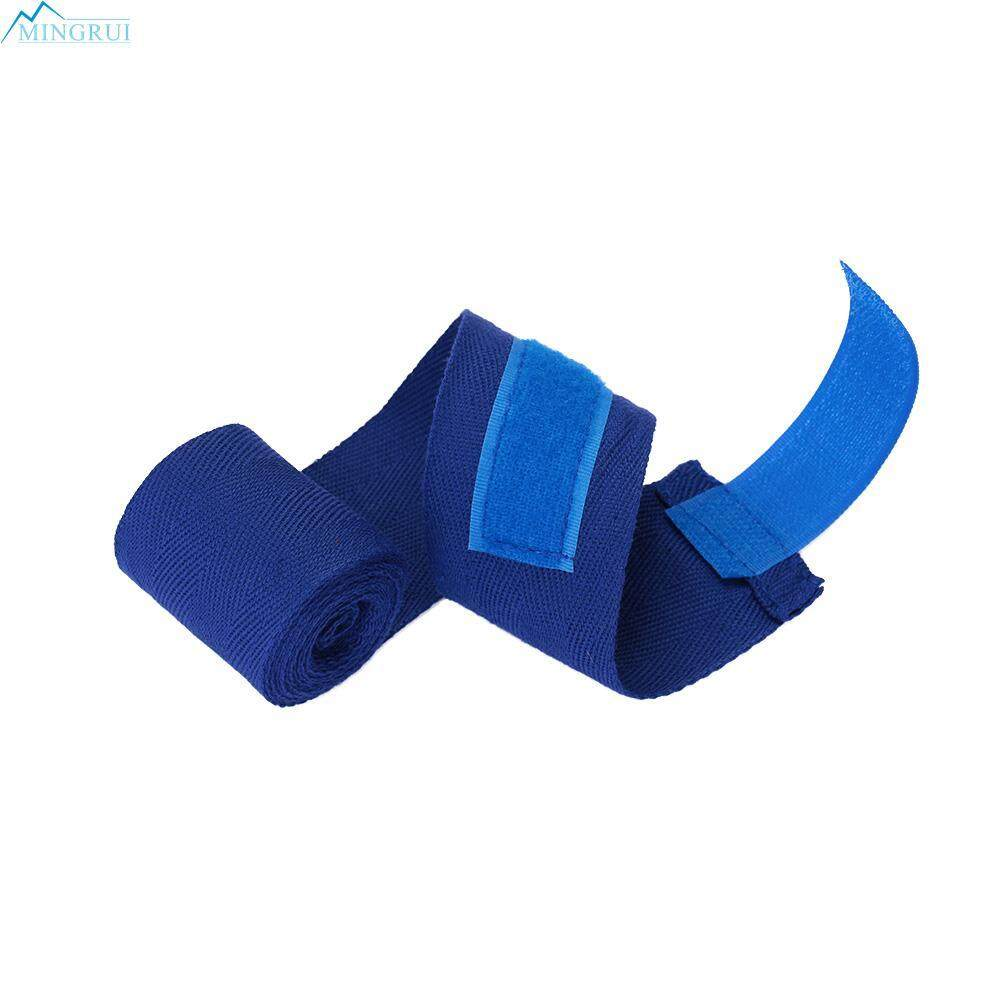 Hình ảnh 2.5M Sports Training Boxing Bandage Fighting Wristband Boxing Cotton Durable