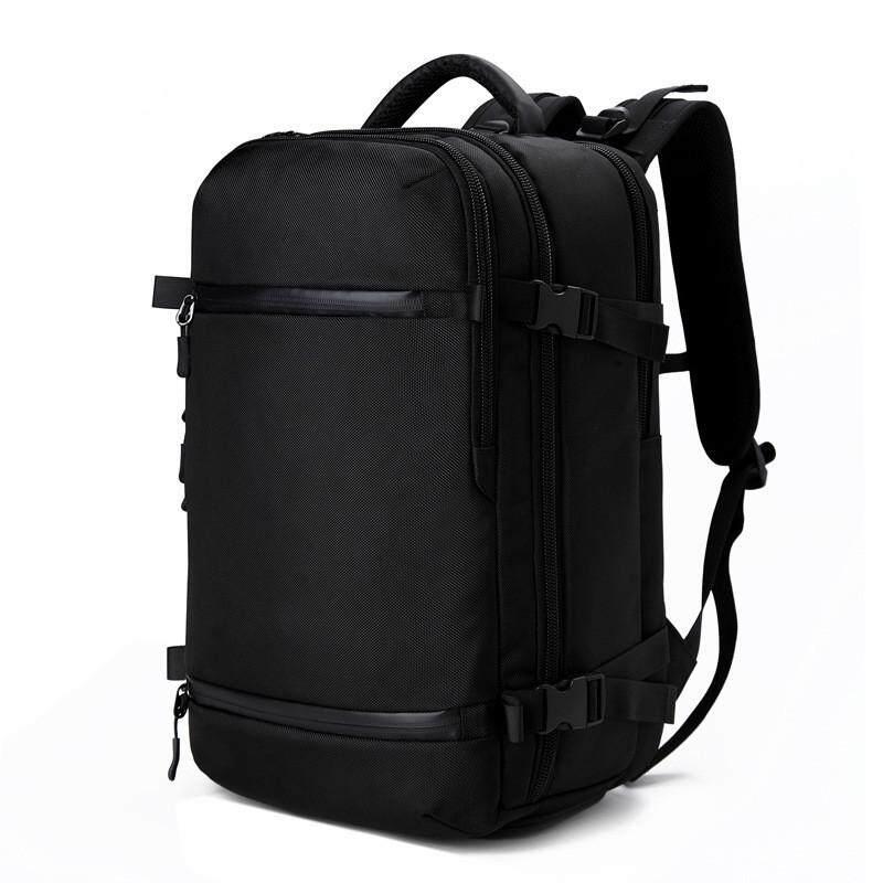 2018 travel pack Bag Men Luggage Backpack Bag Large Capacity  Multifunctional Waterproof laptop backpack Men for 8a2318d50b763