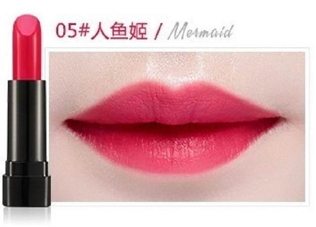 【5 # 】Mini Lipstik Tahan Lama Mewarnai Lipstik Pelembap Sampel Lipstik Mahasiswa Lucu Wanita Hamil Tersedia-Intl