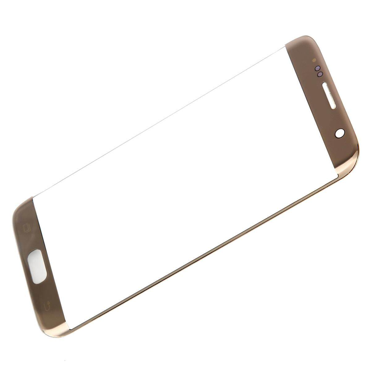 Features Replacement Glass Touch Screen Panel For Samsung S7 Edge Lcd Touchscreen Gold Original 3