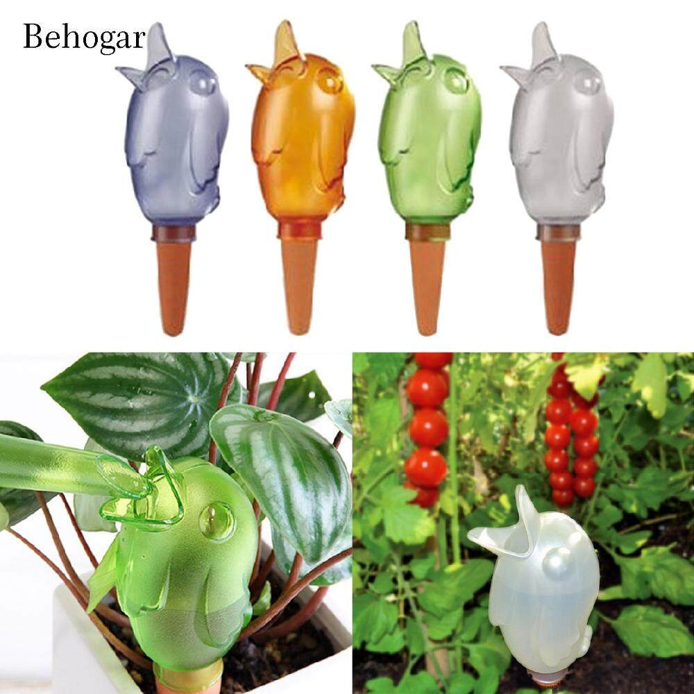 Cute Bird Shaped Indoor Dripping System Automatic Watering Houseplant Plant Waterer Garden Suppiler Random Color