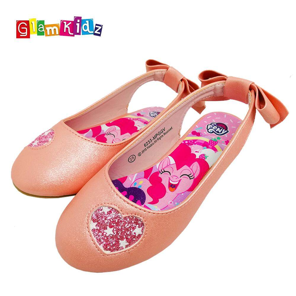 GlamKidz My Little Pony Girls Shoes / Sandals (Pink) #6233