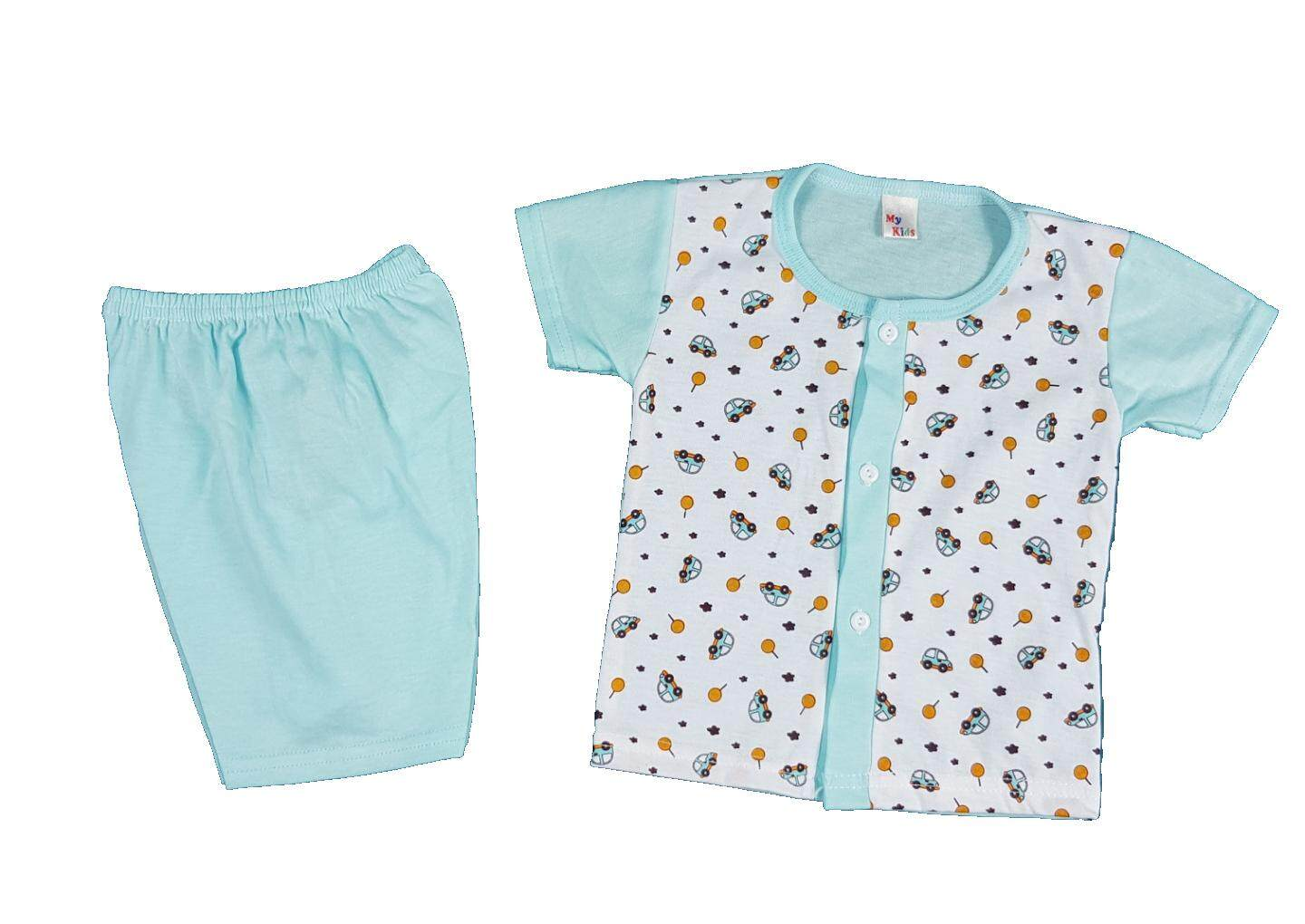 NewBorn 3 SET Casual Wear - 091 (Fit to Age: 6-18Mth Mass:8-12kg Height:69-80CM)