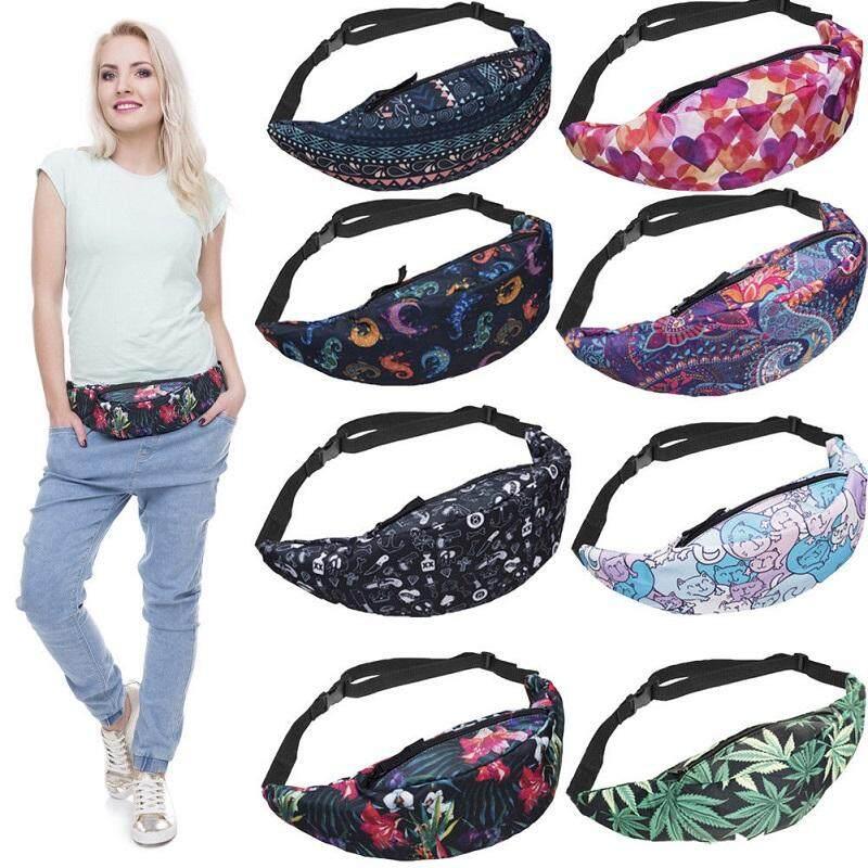 Outdoor Sport Running Bag Woman Man Fanny Pack Travel Handy Waist Bag Pack b7f7eb3fd