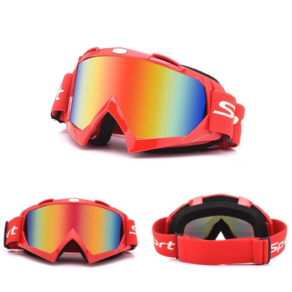 หมวกกันน็อคขี่ Off - Road ชุดถุงมือเล่นสกีแว่นตาจักรยานยนต์/mt02 แว่นตา By Jinxun Shop.