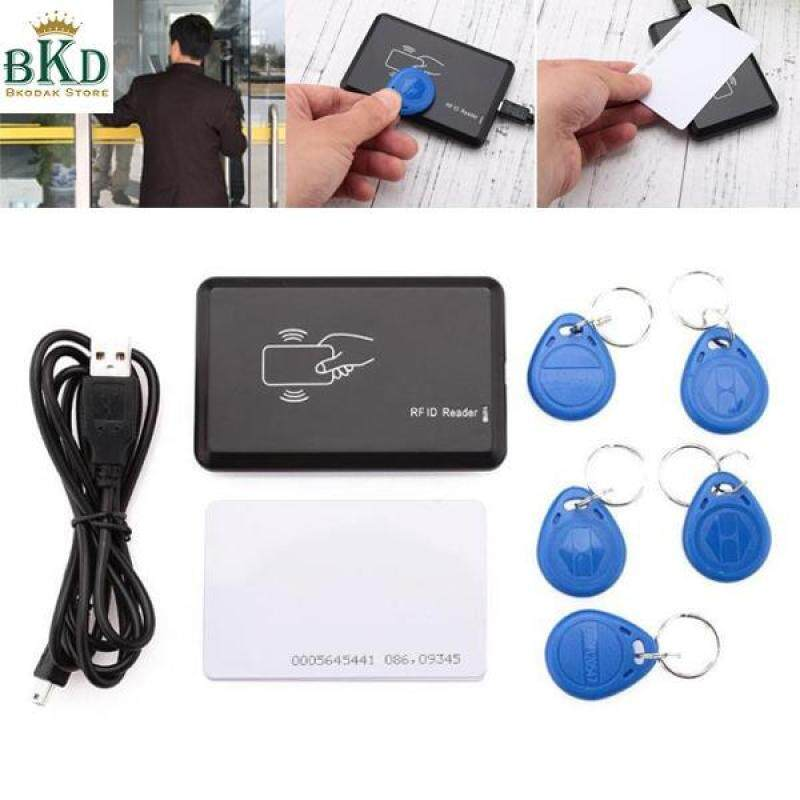 Bảng giá 125khz DC 5V Mini USB RFID ID Smart Single Format Output Reader Carder D301 Phong Vũ