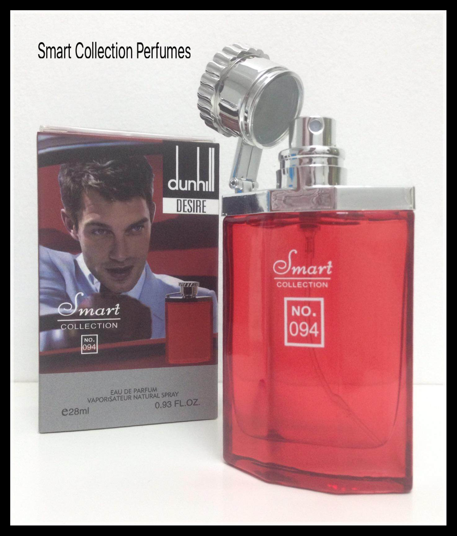 SMART COLLECTION PERFUMES MINIATURE