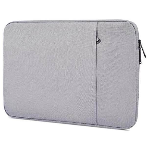 Laptop Messenger Bags 15.6 Inch Laptop Sleeve Bag for HP 15.6 Inch Laptop /ENVY X360 /ProBook /OMEN 15, Acer Aspire /Predator, Dell Inspiron 15, Lenovo Ideapad, MSI GL62M, ASUS Toshiba Samsung Chromebook Carrying Bag, Grey - intl