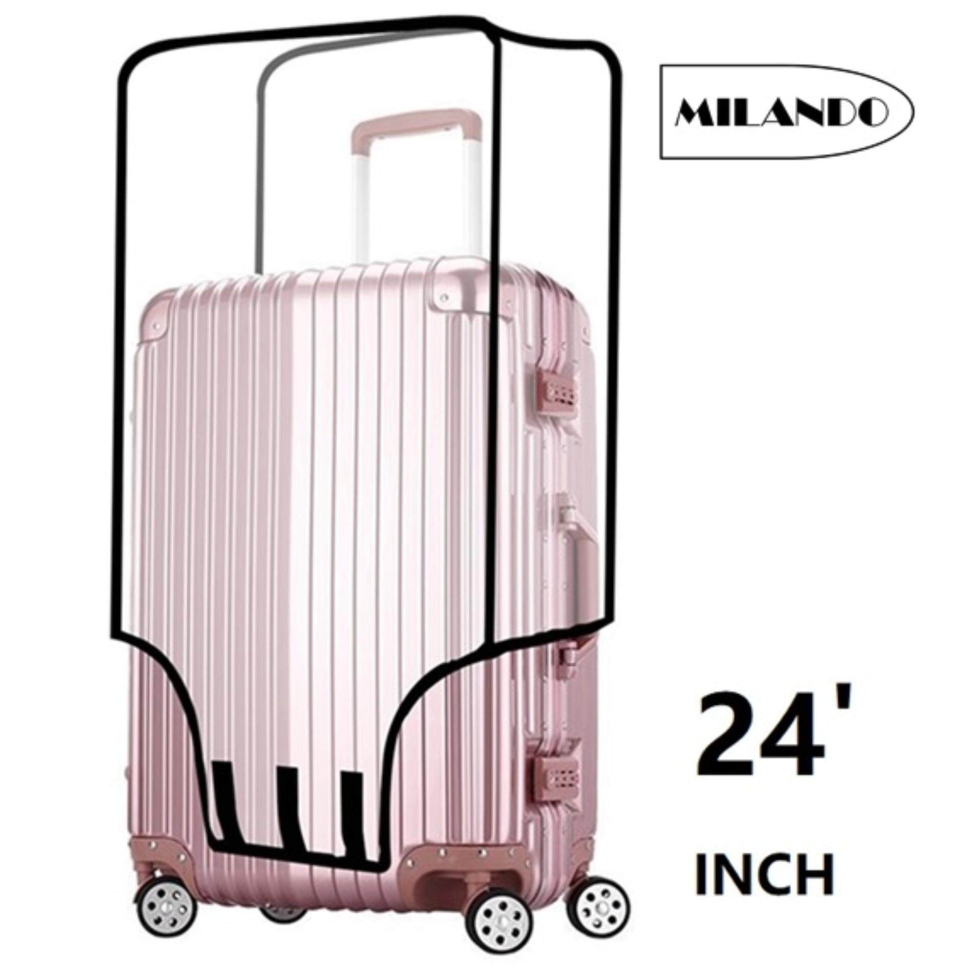 Fitur Tas Koper Fiber Polo Love Hardcase Luggage 24 Inch 8878 Traveling Hard Case 20 Expandable Cabin Travel Suitcase Dusk Proof Waterproof Semi Transparent Pvc Cover