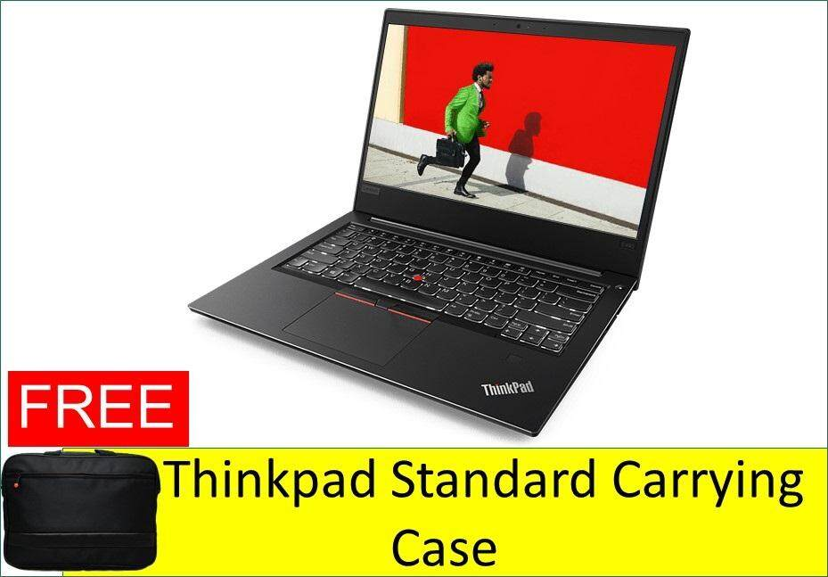 [Self Collect Available].LENOVO THINKPAD E480 20KNS00A00 + CASE Malaysia