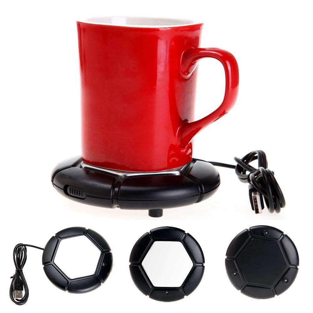 Mug Heater Cup Warmer USB Waterproof Decor Warmer - intl