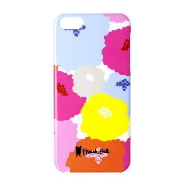 Cell Phones Cases Authentic French Bull Series Shell Case Cover For Apple iPhone 5S / iPhone 5 Dahlia - intl