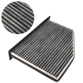 For VW Jetta 2005-2011 Direct Replacement Cabin Air Filter Carbon Style Element - intl