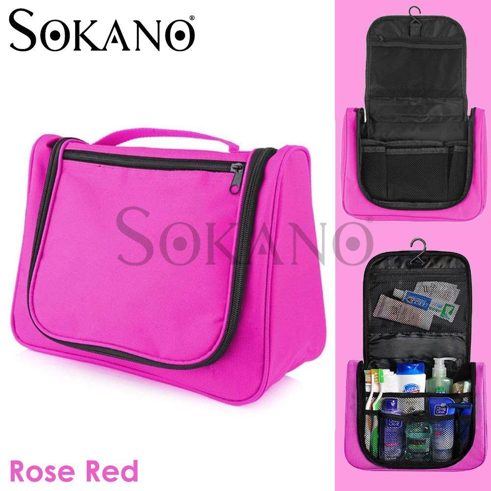 SOKANO Multifunctional Cosmetic Travel Pouch