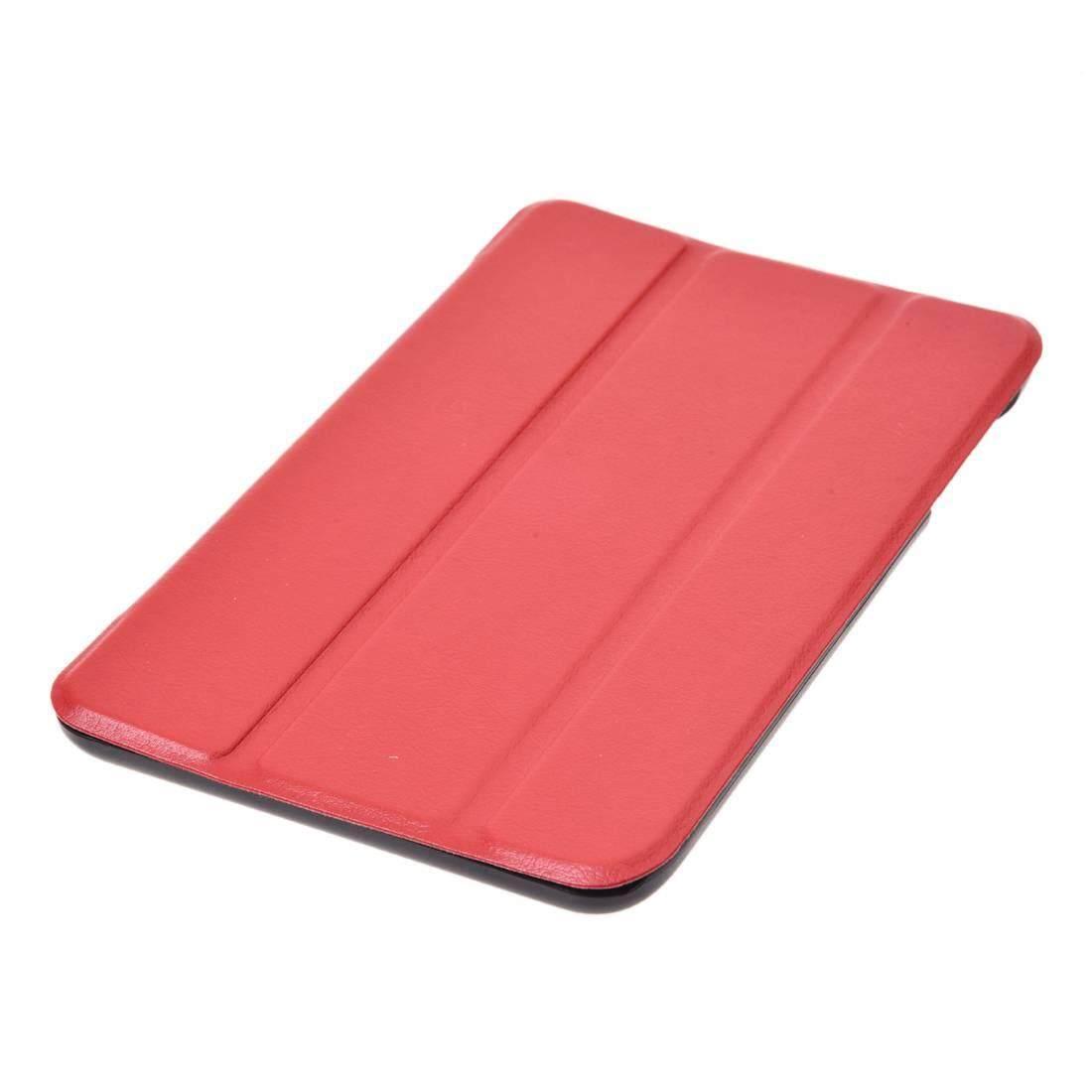 Sarung Tipis Cerdas Tas UNTUK Acer Iconia Satu B1-770 Tablet 7 Inci (Merah)-Intl