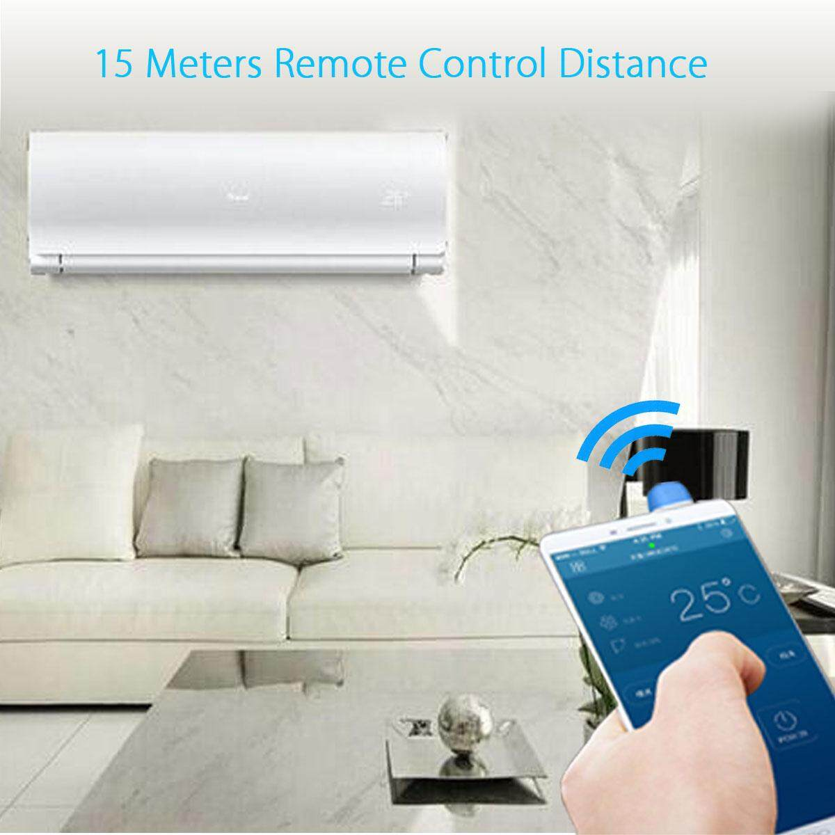 Features Universal 3 5mm Air Conditioner Tv Dvd Stb Ir Remote Control For Iphone Android Black Dan Harga Terbaru November 2018