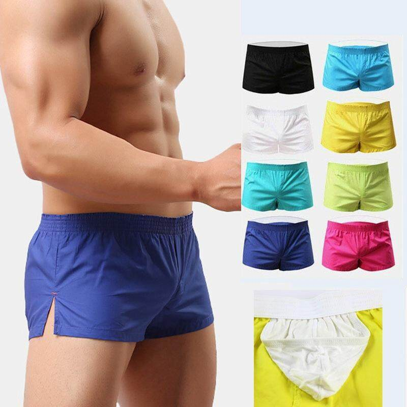 Mens Swimwear Underwear Soft Beach Summer Shorts Sleepwear For Young Mens By Pattykoo Fashion.
