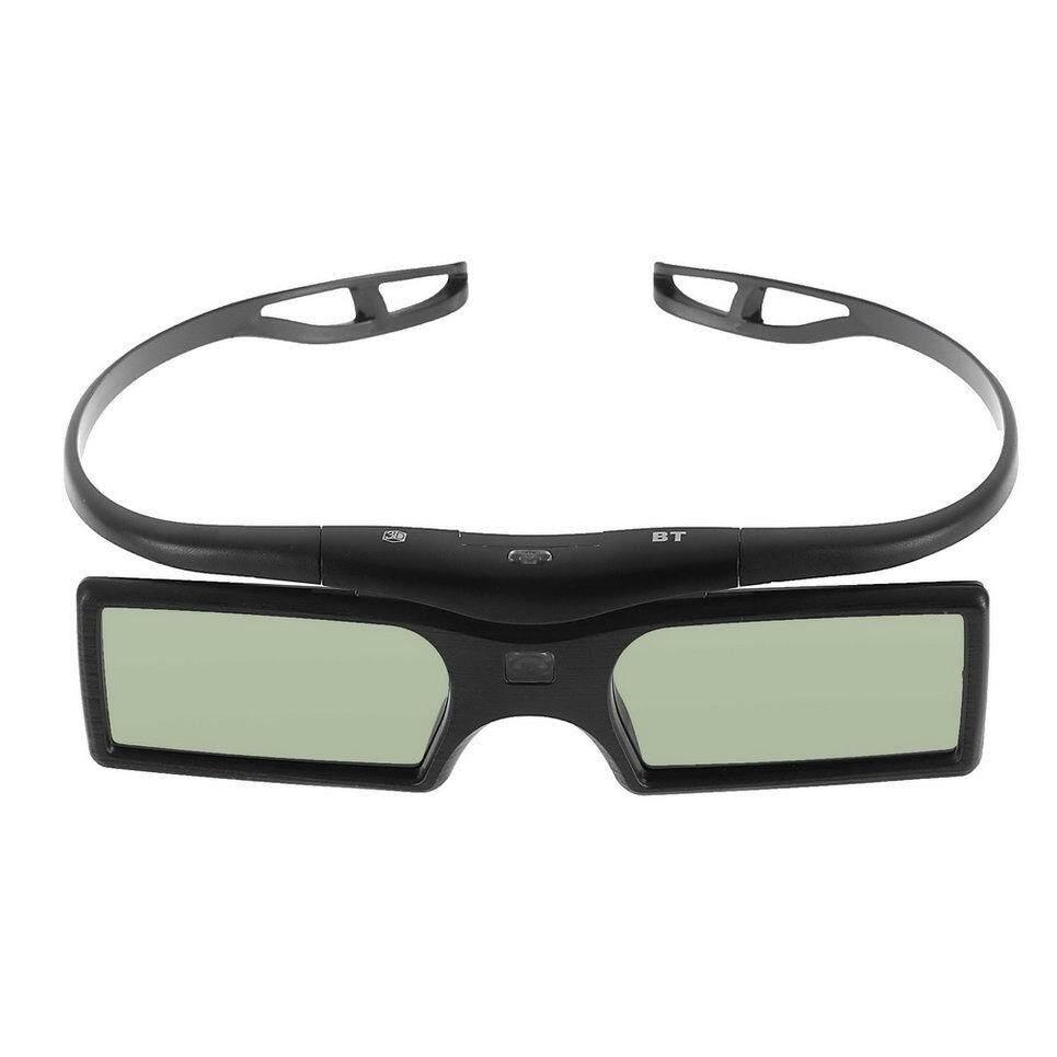 Hình ảnh Beau Bluetooth 3D Active Shutter Glasses for 3D Samsun TV HDTV Blue-ray Player - intl