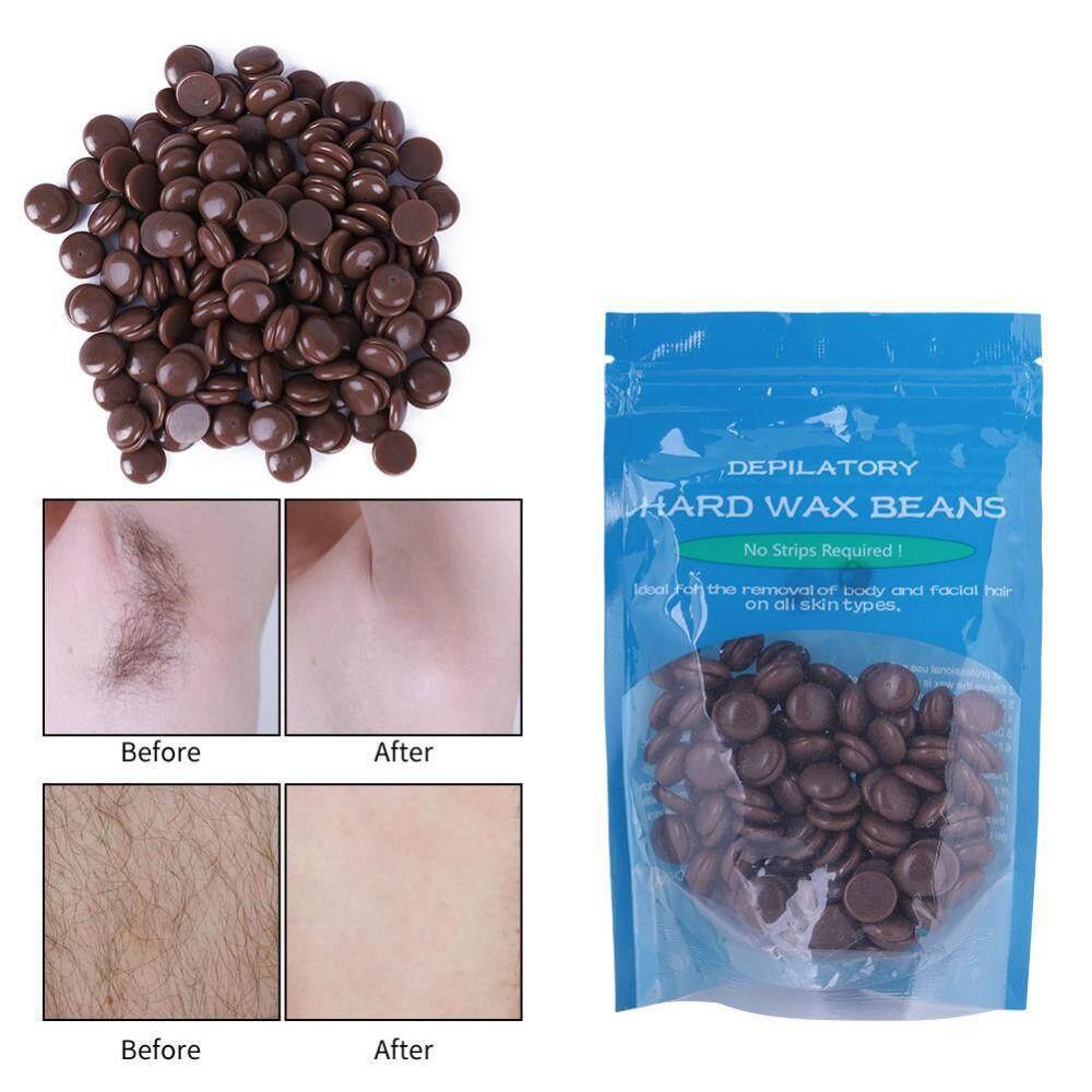10 Flavors Hard Wax Beans Hot Film Depilatory Wax Bead Body Legs Hair Removal Wax 50g - intl cao cấp