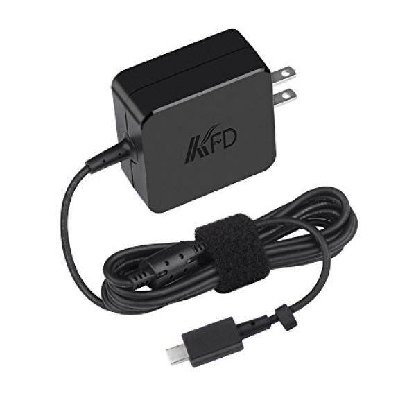 Laptop Chargers & Adapters [UL LISTED]KFD Adapter For Asus Eeebook X205 X205t X205ta X205ta-us01 X205ta-uh01 E202AS3050 E202sa E205SA VivoBook E200 E200H E200HA Transformer Book Flip T100Ha TP200S TP200SA HATM0103 AS19175-808 - intl
