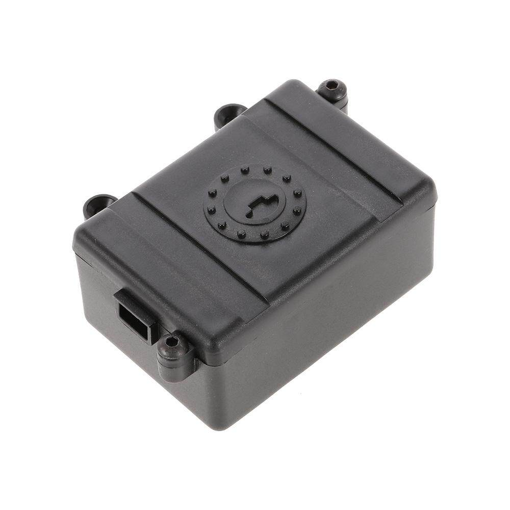 Receiver Box For Rc4wd D90 D110 Axial Scx10 1/10 Rc Crawler - Intl By Outdoorfree.