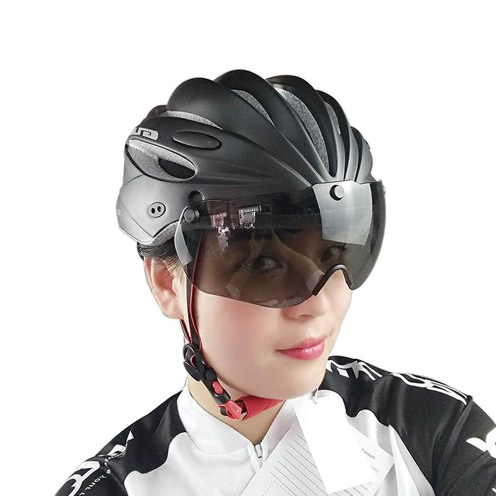 2d4839e3cac OutFlety Ultralight Cycling Helmet+ UV400 Cycling Glass