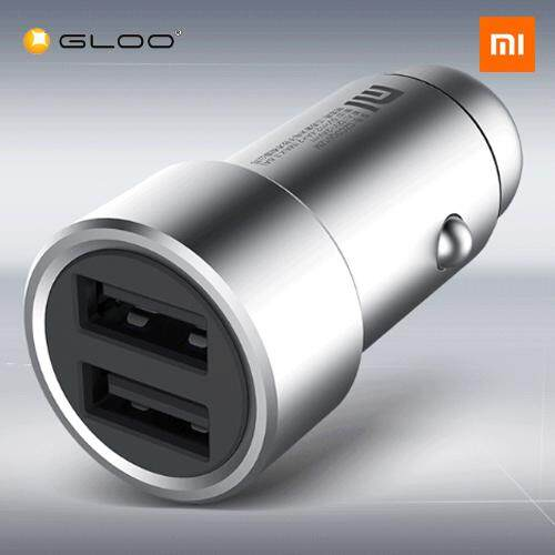 Mi Car USB Charger (Black)
